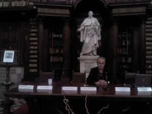 Biblioteca Casanatense, Roma, 2013