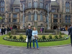 Glasgow University, 2011