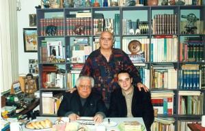 Homenaje ICOMOS a Víctor Pimentel, Lima, 2006
