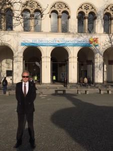 Ludwig Maximilian University of Munich 2017-2