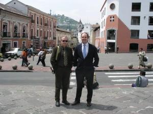 SEACEX, Quito, 2005