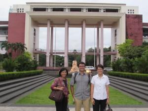 Universidad de Manila, 2014