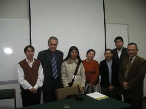 Universidad de San Marcos, Lima, 2009