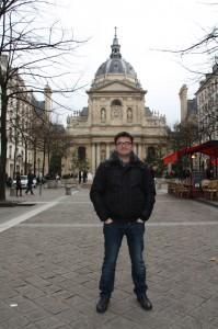 Université Paris-Sorbonne, 2012.2