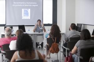Cursos Estiu 2012. Curso 1 Art, Naturalesa i Jardins. Conferencia Juan Chiva.