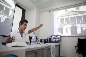 Cursos Estiu 2012. Curs 1 Art, naturalesa i jardins. Conferencia Pablo González Tornel.